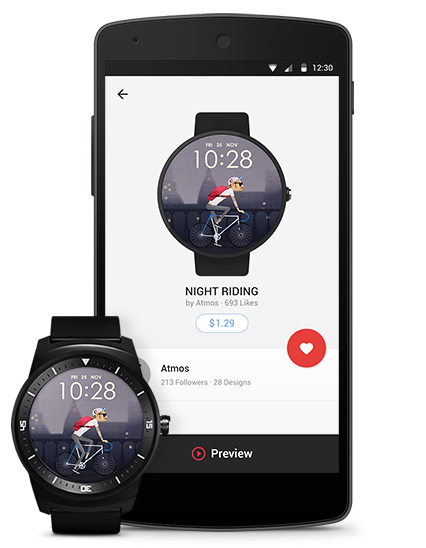 Watchface Preview image